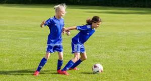 Fotboll flickor