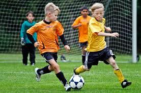 Fotboll pojkar